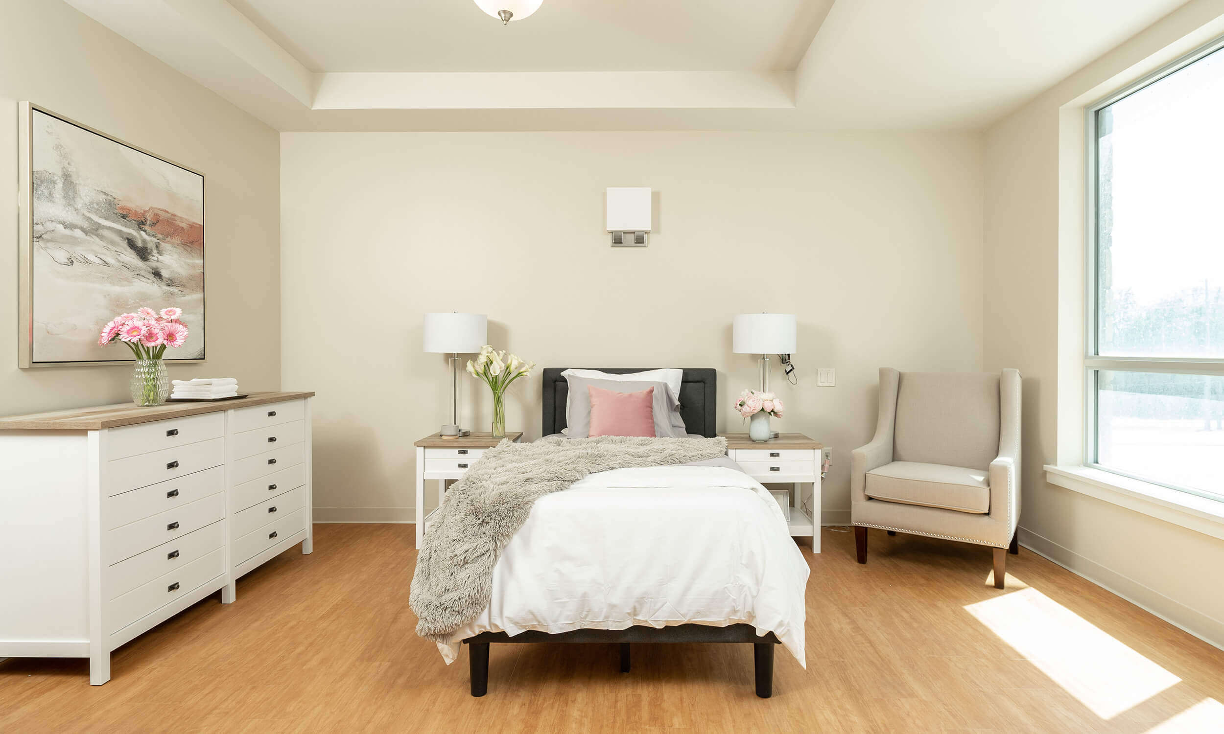 Supportive Lifestyle - Assisted Living Studio Suite